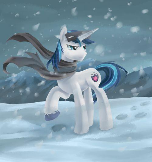 My Little Pony Shining Armor
