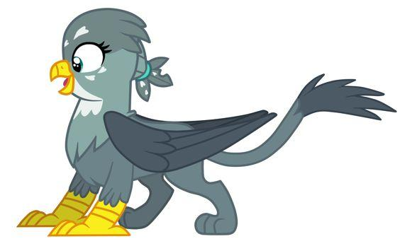 My Little Pony Cute Gabby Picture