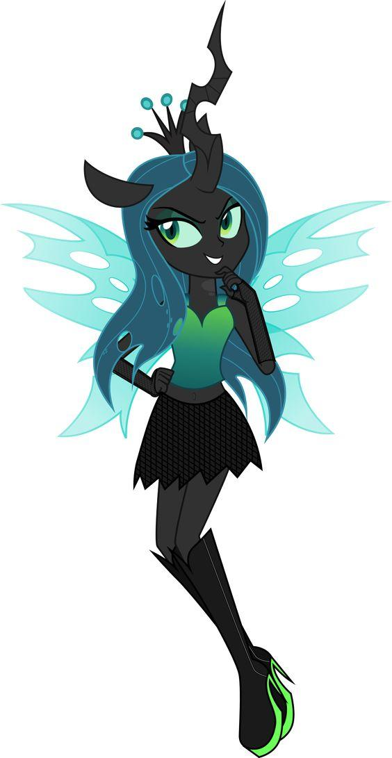 My Little Pony Queen Chrysalis Picture