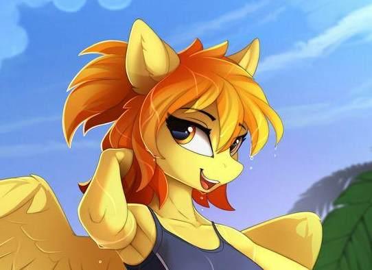 Human My Little Pony