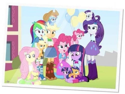 Pictures of Equestria Girls Picture