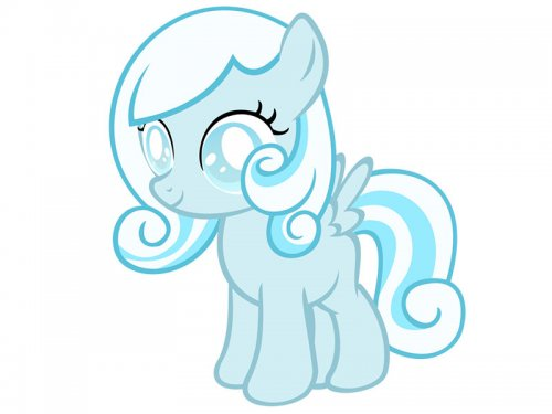 Pictures Pony Snowdrop Picture