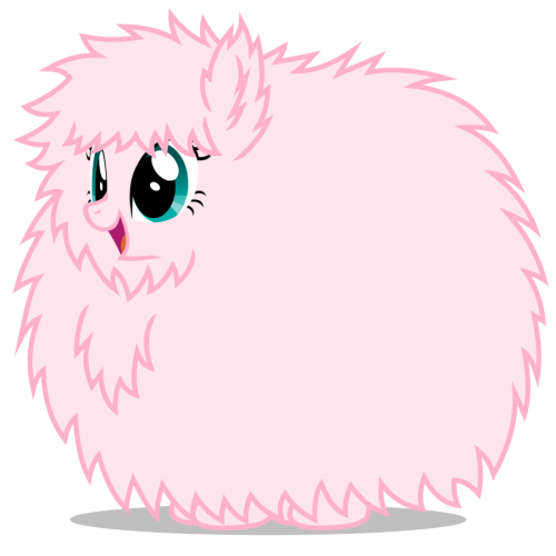 Pictures Pony Fluffy Puff Picture