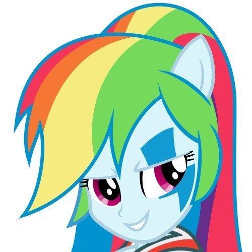 Pictures Equestria Girl Rainbow Dash Picture