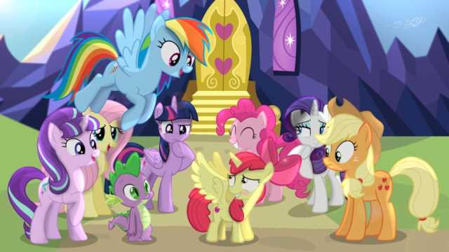 My Little Pony Decoration Picture