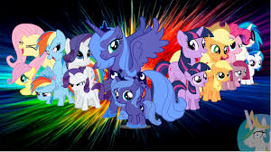 My Little Pony Fantasy Picture