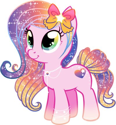 My Little Pony Princess Fluttershy Happy Picture