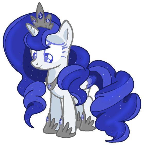 My Little Pony Friendship Princess Luna Picture