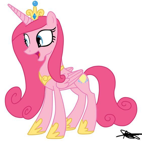 My Little Pony Princess Friendship Picture