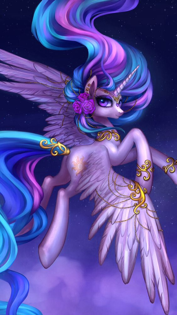 My Little Pony Princess Fantasy Picture