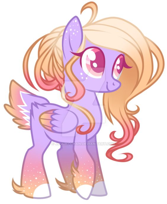 My Little Pony Fluttershy New Hair Picture