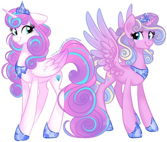My Little Pony Princess Flurry Hear Picture