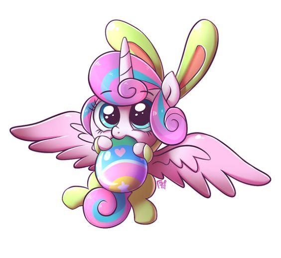 My Little Pony Flurry Picture