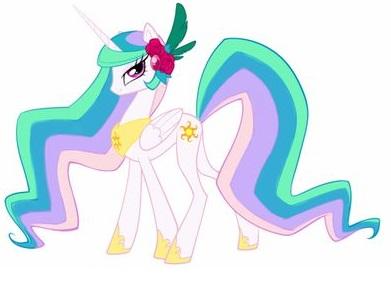 My Little Pony Princess Luna Picture