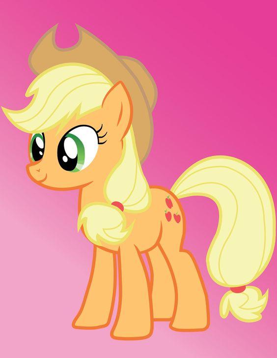 My Little Pony Applejack's Coronation Picture