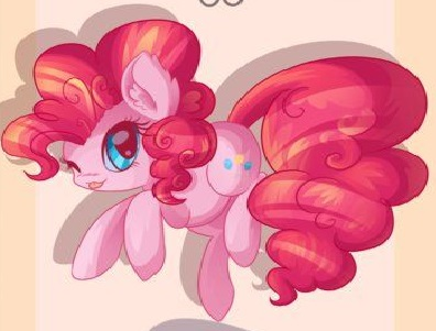 My Little Pony Six Characters Picture