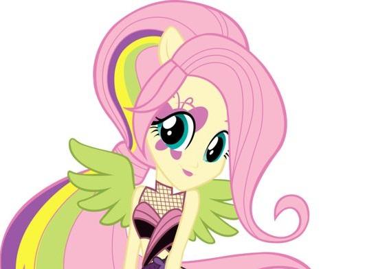 My Equestria Flusteshy Picture