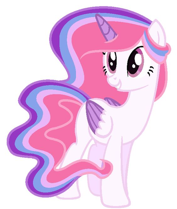 My Little Pony Sparkly Shine Picture