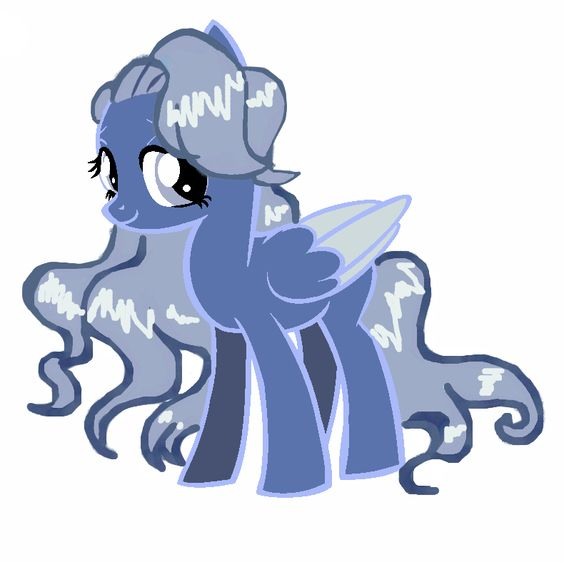 My Little Pony Night Flower Picture