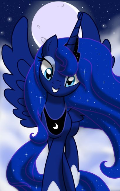 My Little Pony Nightmare Picture