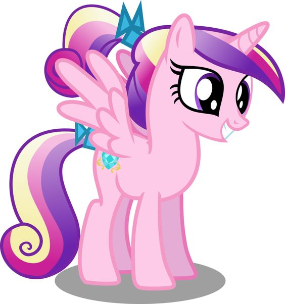 My Little Pony  Baby Princess Cadence Picture