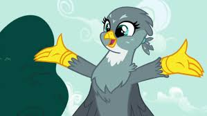 My Little Pony Gabby Character Picture