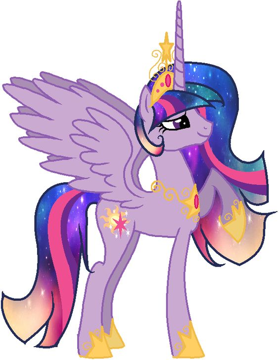 My Little Pony Princess Celestia Character Picture