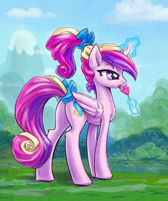 My Little Pony Princess Cadance Picture