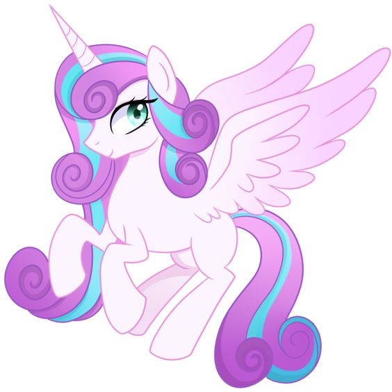 My Little Pony Princess Flurry Heart Picture
