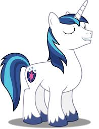 My Little Pony Shining Armor Character Picture