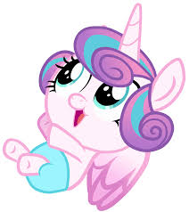 My Little Pony Flurry Heart Character Picture
