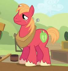 My Little Pony Big McIntosh Character Picture
