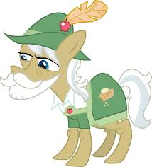 My Little Pony Apple Strudel Character Picture