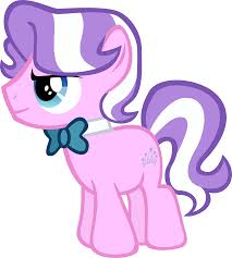 My Little Pony Diamond Tiara Character Picture
