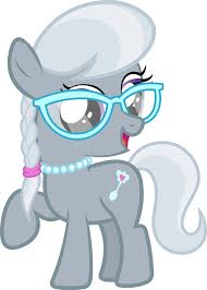 My Little Pony Silver Spoon Character Picture