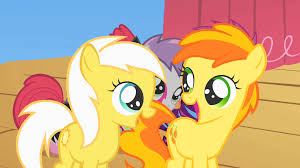 My Little Pony Sunny Daze And Peachy Pie Character Picture