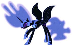 My Little Pony Nightmare Moon Character Picture