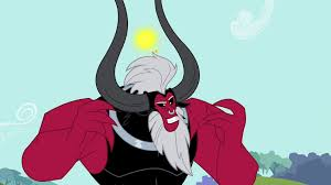 My Little Lord Tirek Character Picture