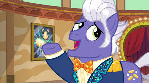 My Little Pony Gladmane Character Picture