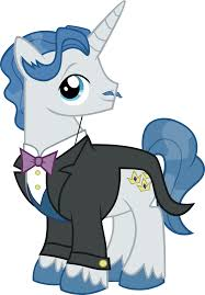 My Little Pony Fancy Pants Character Picture