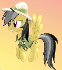 My Little Pony Daring Do Character Picture