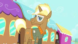 My Little Pony Trenderhoof Character