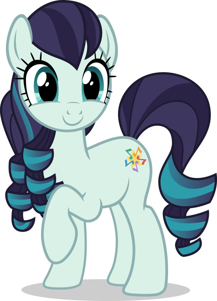 My Little Pony Coloratura Character Picture