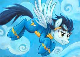 My Little Pony Soarin Character Picture