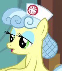 My Little Pony Nurse Ponies Character Picture