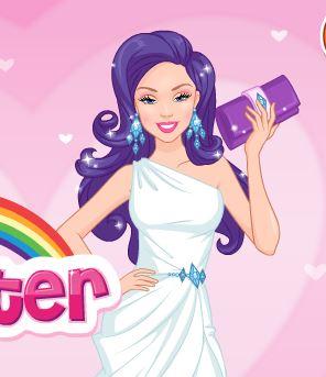 Barbie Pegasister Game