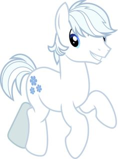 My Little Pony Double Diamond Character Picture