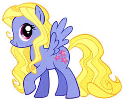 My Little Pony ily Blossom Character Picture