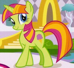 My Little Pony Weetcream Scoops Picture