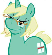My Little Pony Jade Singer Character Picture